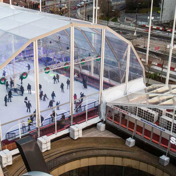 Ice Rink Marquee