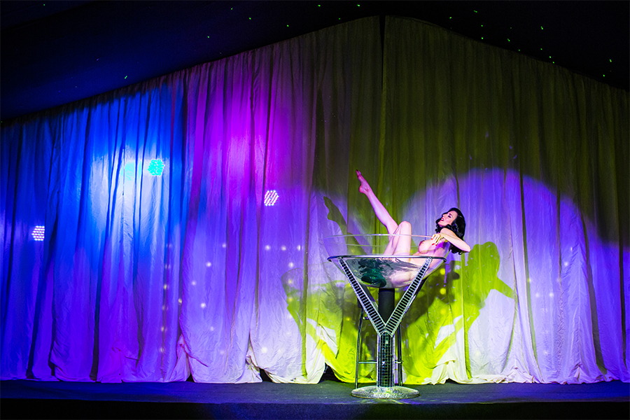 Party Dancer Marquee