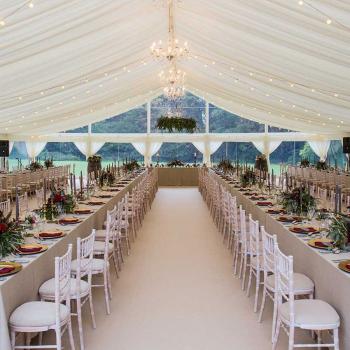 Fews Luxury Wedding Marquee