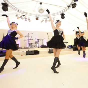 Party Dancers Marquee