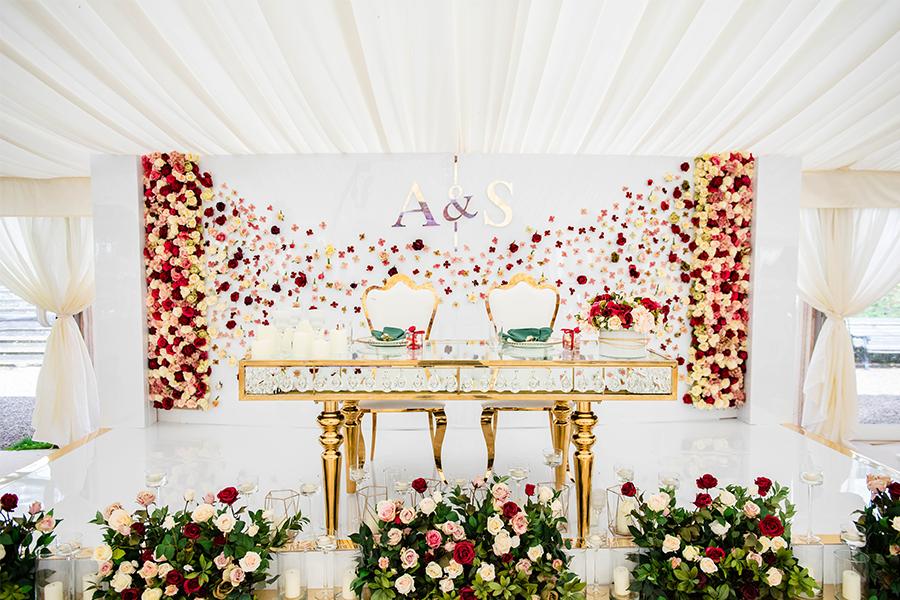 Wedding Marquees Ragley Hall