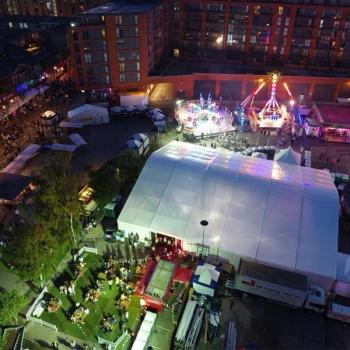 Birmingham Pride Aerial