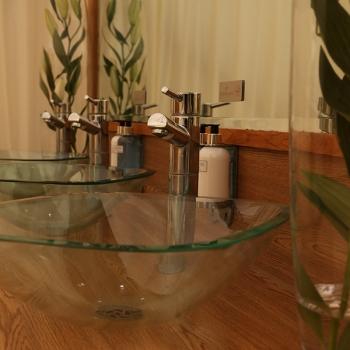 Wedding Marquee Bathroom