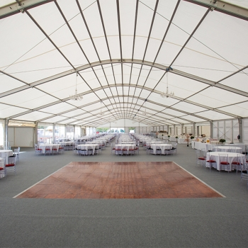 Catering Interior marquee