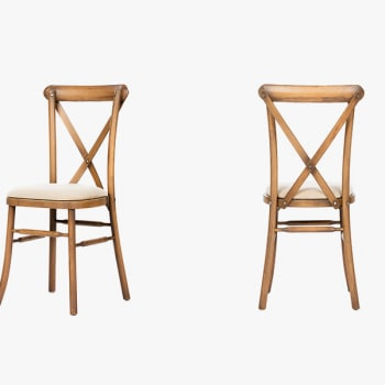 Rustic Wedding Chairs