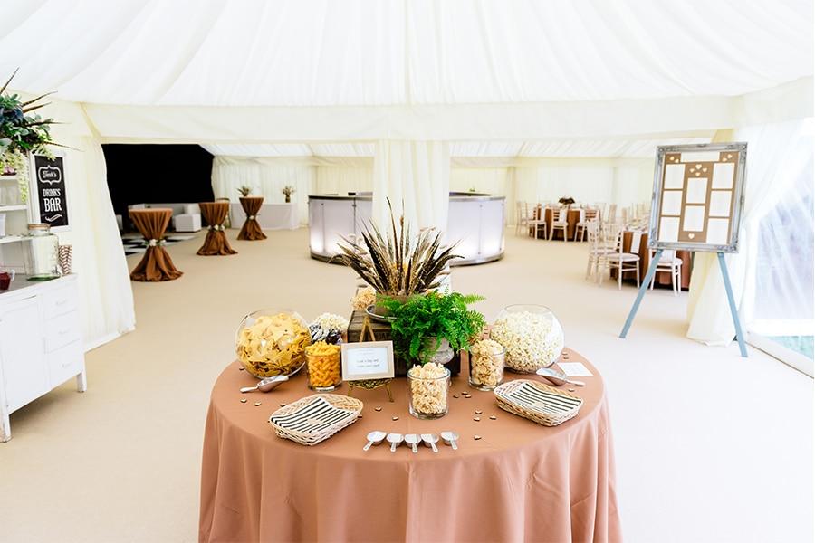 Chessgrove Wedding Marquee