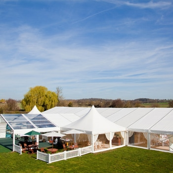 Chessgrove Wedding Marquee
