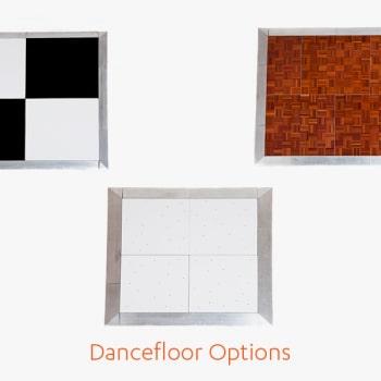 dancefloor options