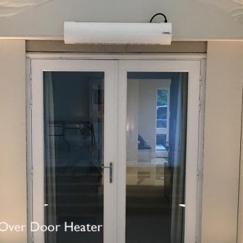 Electric Over Door Heater