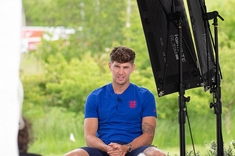 England Team Media Centre Marquees