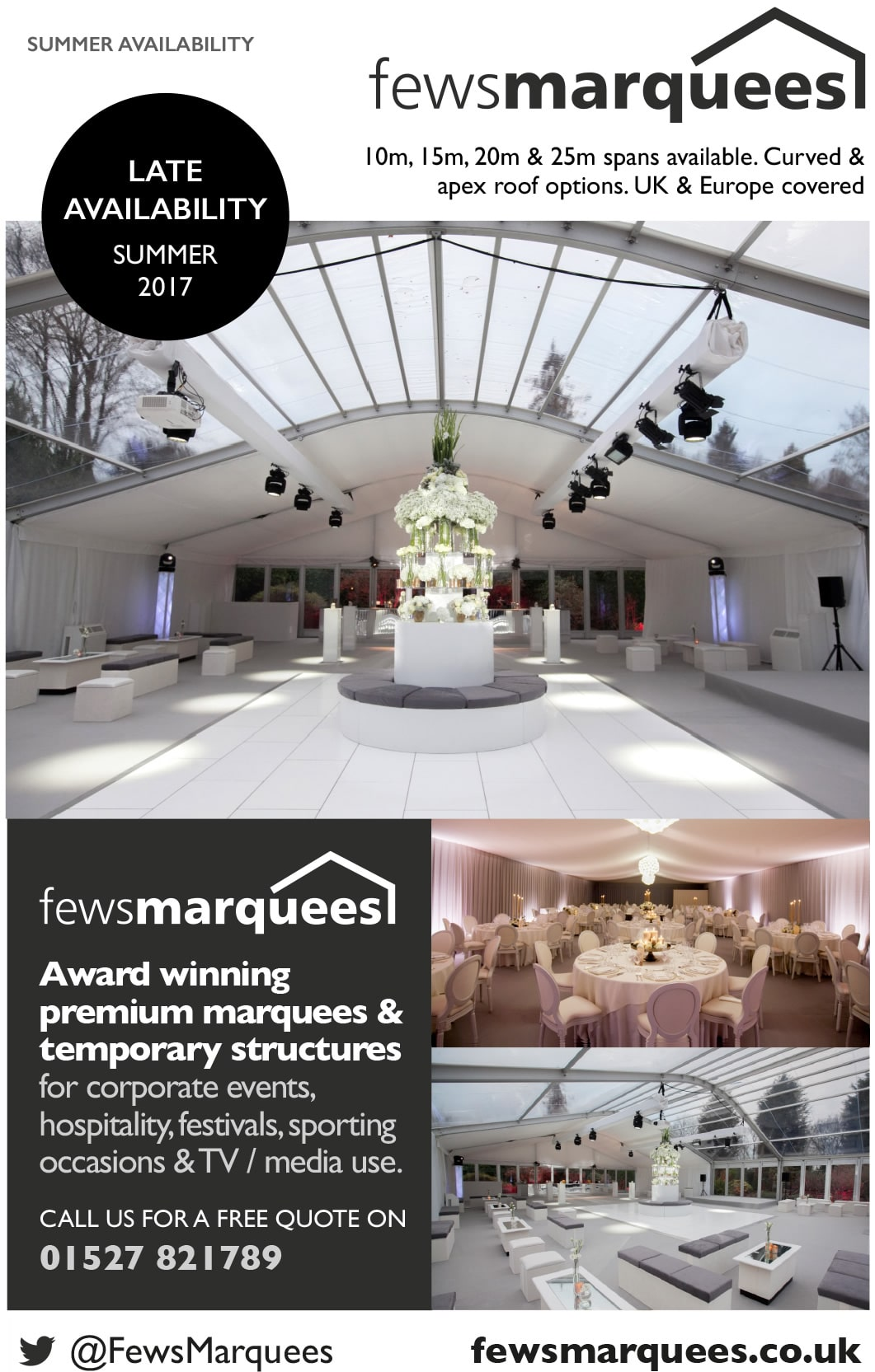 Fews-Marquees-June-Availability