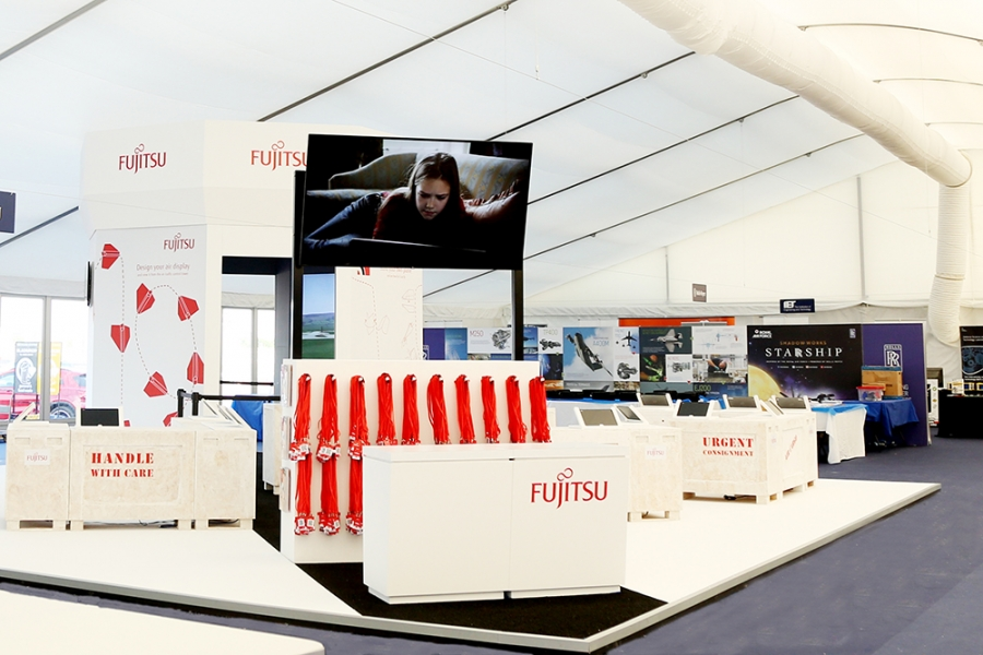 Marquees For Fujitsu Display