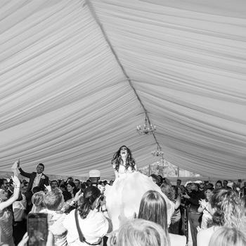 Luxury Jewish Wedding Marquee