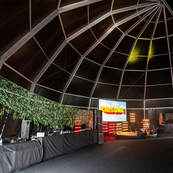 Hillsong Conference Igloo Corporate Marquee