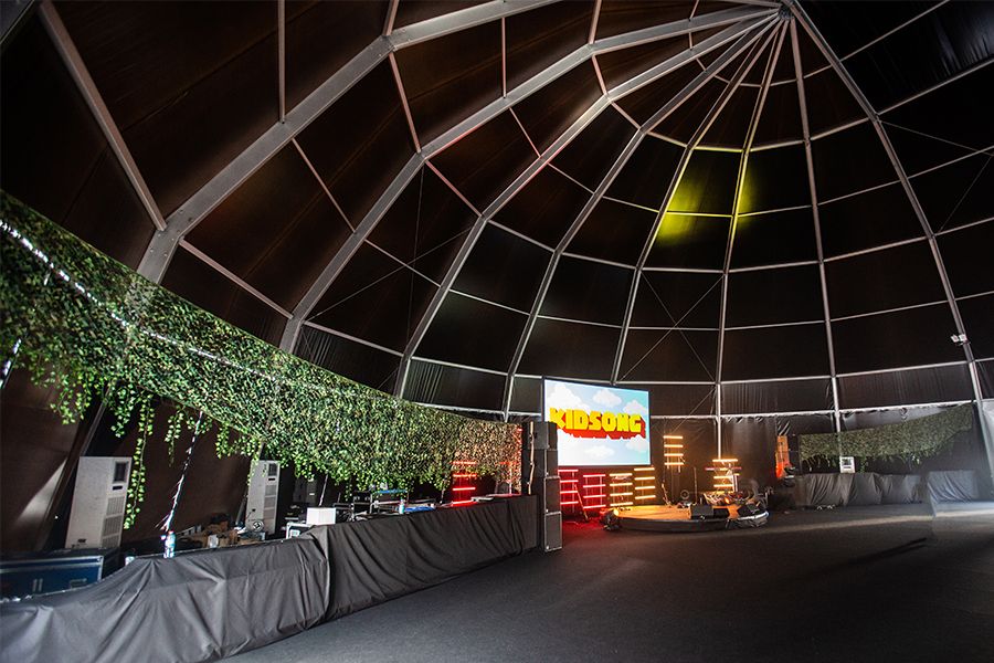 Hillsong Conference Igloo