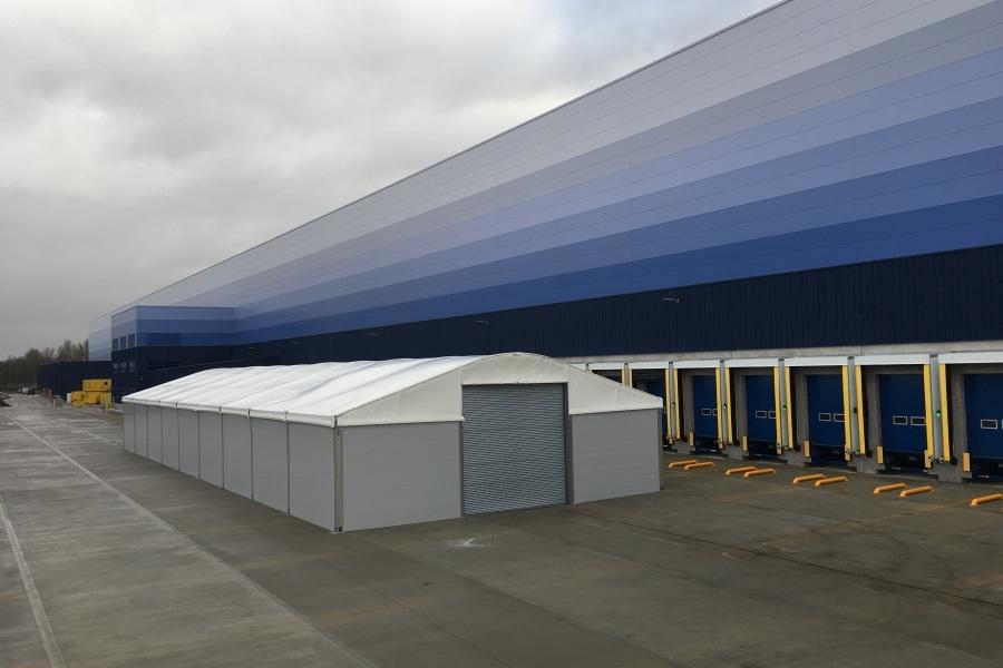 Temporary Warehouse