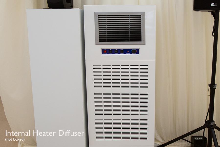 Internal Heater Diffuser