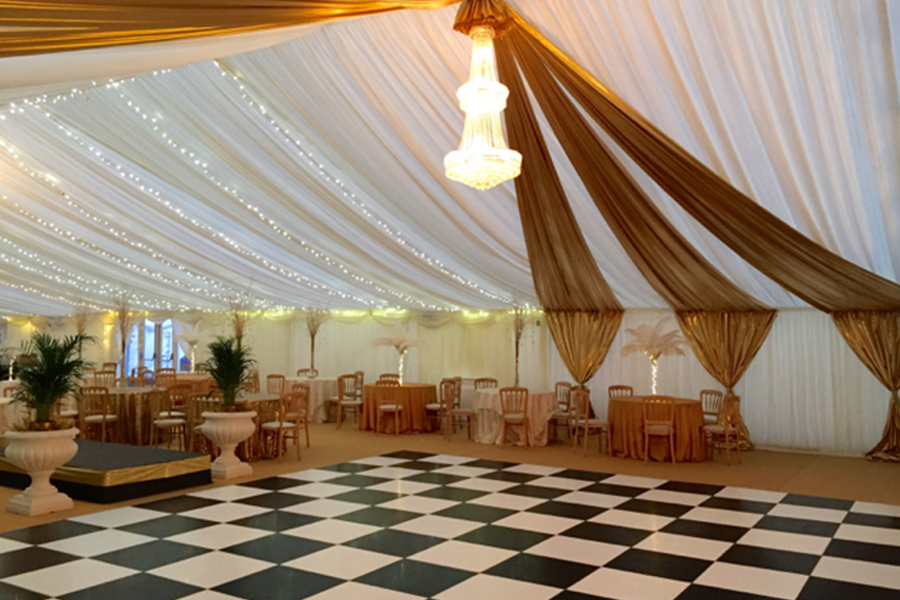 Corporate Party Marquee