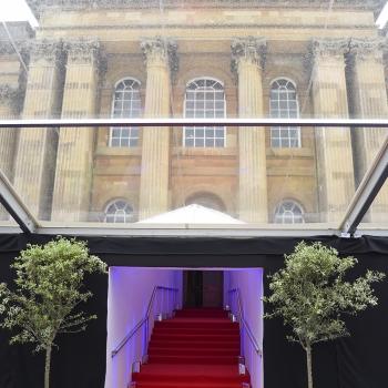 Conference Entrance