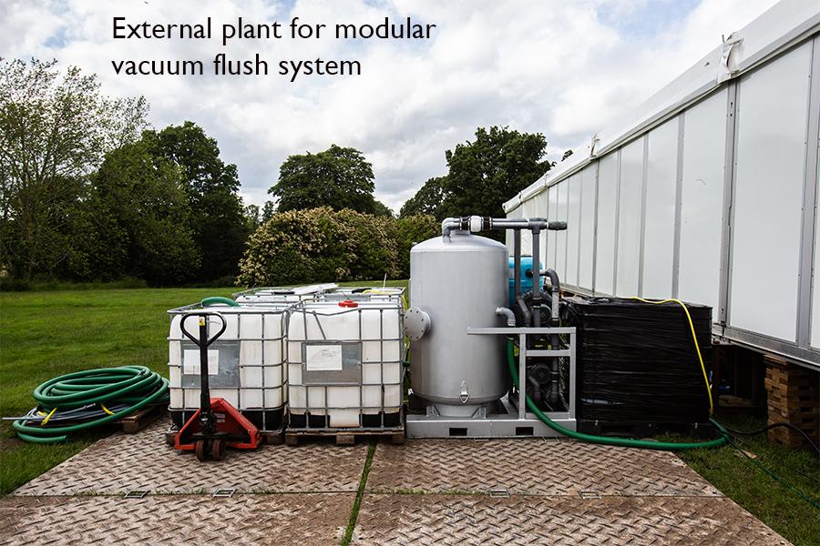Modular Vacuum