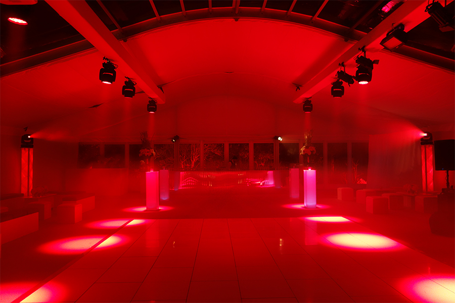 Marquee Party Lighting