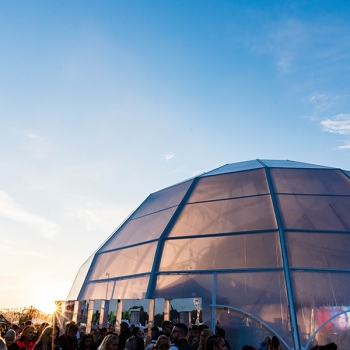 Parklife Igloo