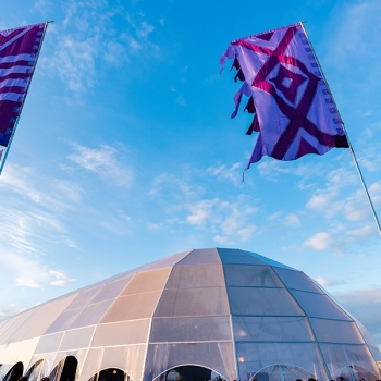 Parklife Igloo Structure Marquee