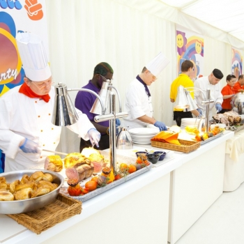 Fews Marquees event catering