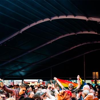 Birmingham Pride Marquee
