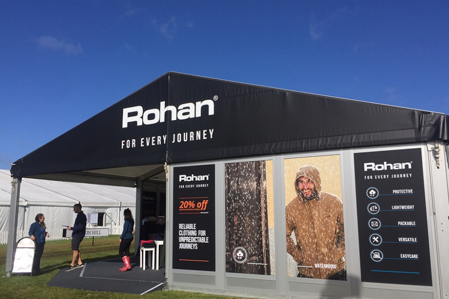 Rohan Clothing