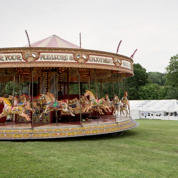 Wedding Marquee Roundabout