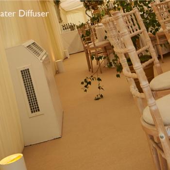 Small Heater Diffuser