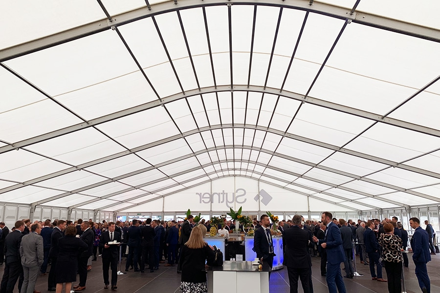 Conference Marquee