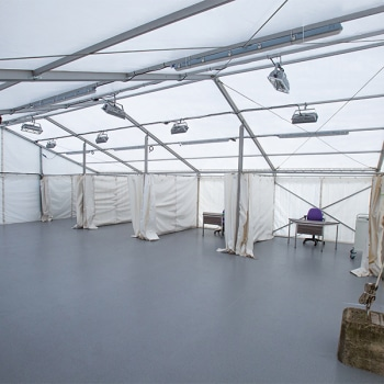 Test Centre Marquee