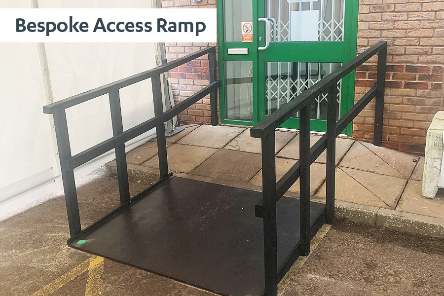Bespoke Access Ramp