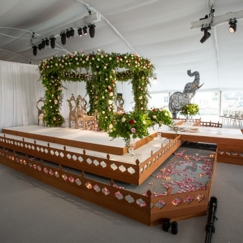Wedding Marquee Mandap