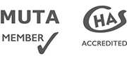 Fews Marquees is accredited with being a member of MUTA and CHAS