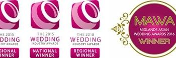 Fews Marquees wedding awards