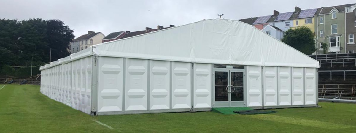 mass testing marquee