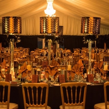 Fews Marquees Real Party MJK Marquee Interior