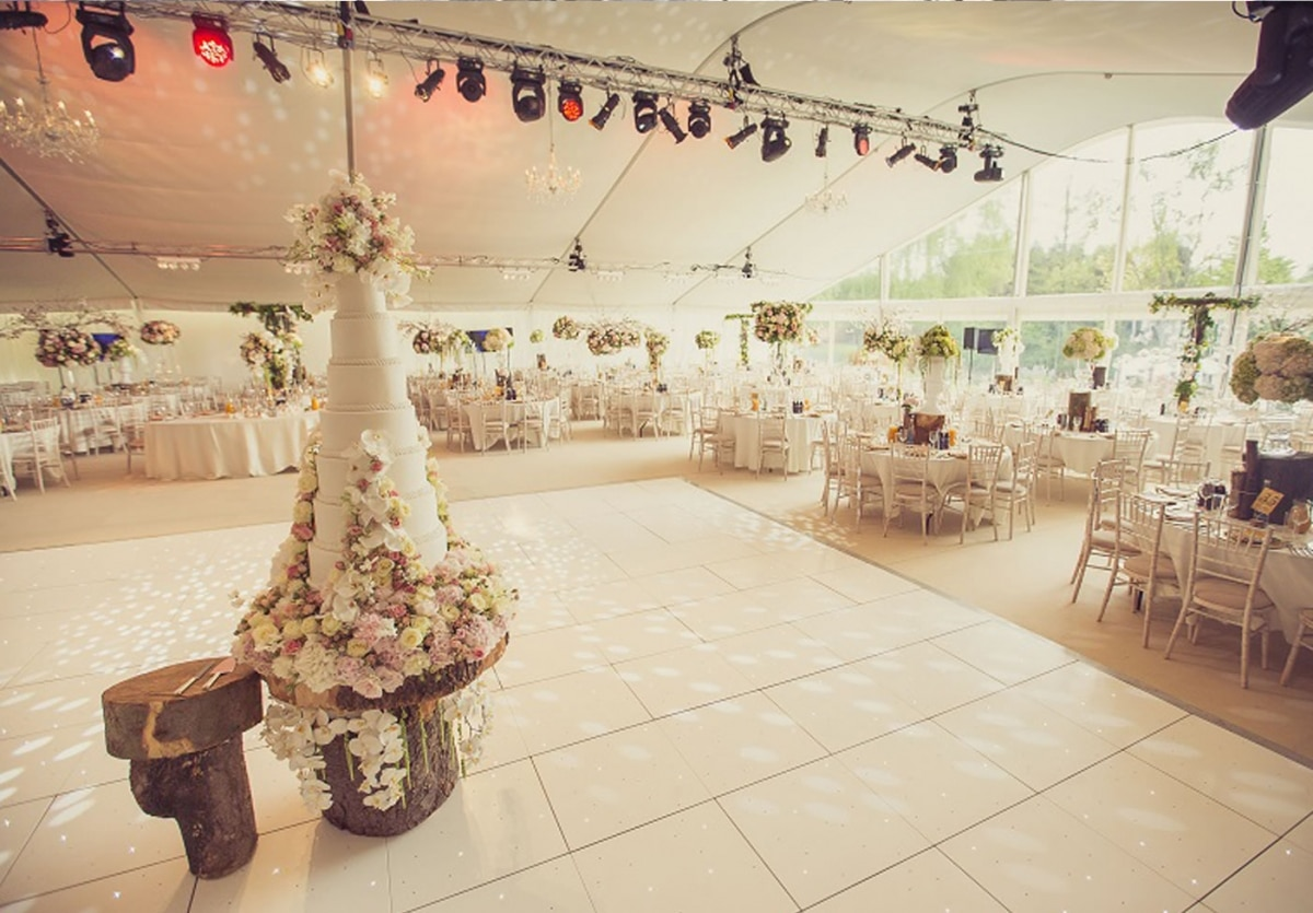 Asian Weddings - Fews Marquees