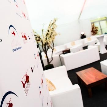 Pheonix Group event marquee