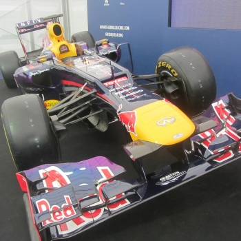Fews Marquees were invited by Red Bull Racing to design a Marquee suitable to their needs