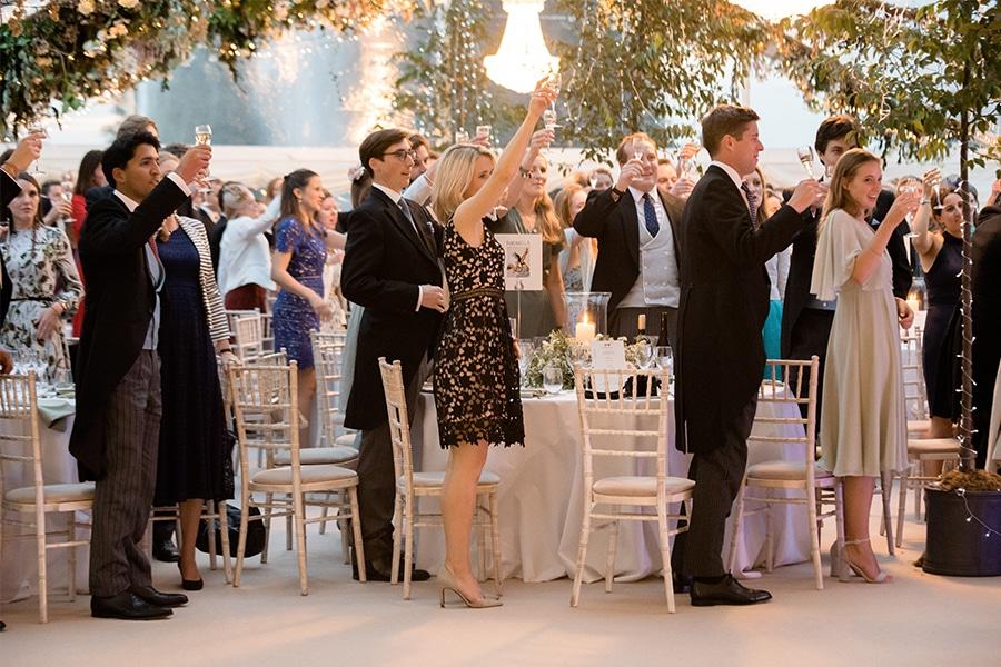 Luxury Wedding Marquee