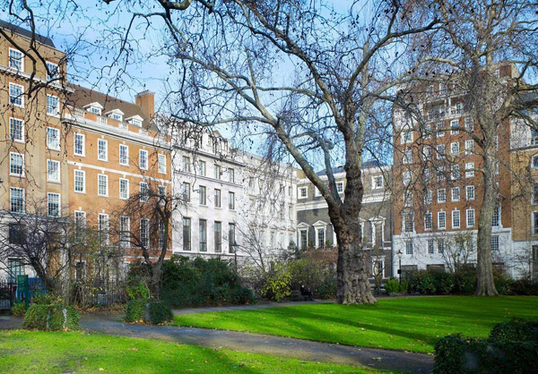 St James Square Gardens