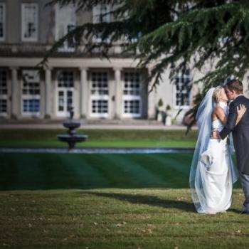 Unberslade Park wedding