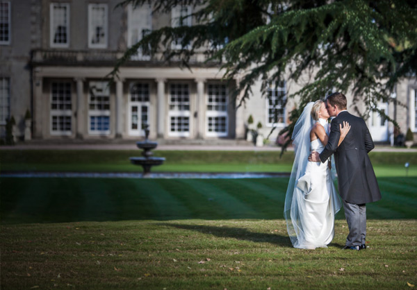 Unberslade Park wedding